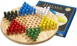 Chinese Checkers, large