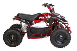 Azeno ATV - Panther  Premium 1000W, 48V, Red
