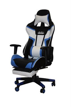 Stanlord Gamer chairs Colville with footrest