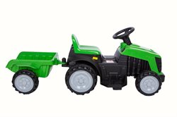 Azeno 6V Farmer with trailer