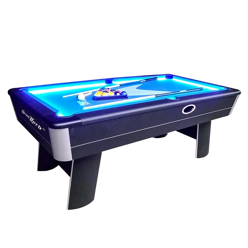Stanlord Pool Table 7 Aura LED With Accessories