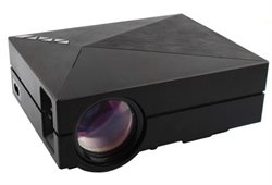 Alcotell  LED Miniprojector 34-130 inch