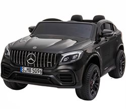 Mercedes GLC 63S Coupe 12Volt, 4x12V motors, 12V10 Ah battery, 2 seats