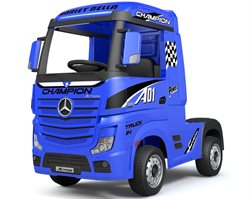 Mercedes Actros Truck, 4x12V motors, 2x12V battery