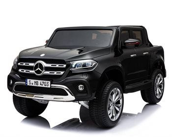 Mercedes X-Class 12Volt, 4x12V motors, 2x12V battery, 2 seats