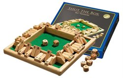 Puzzle Games Shut The Box
